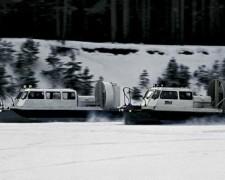Хивус-10 и Хивус-6 - полёт парой.