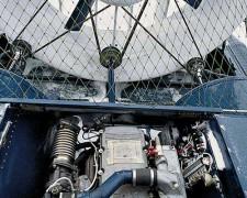 Турбодизель ГАЗ-5601 приводит винт и два центробежных вентилятора.