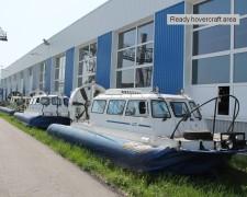 Ready hovercraft